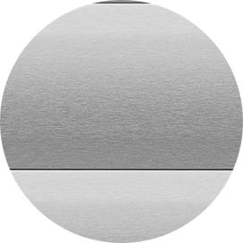 7057 - Brushed silver